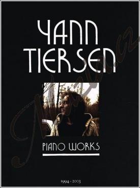Ricordi Tiersen Yann | Klavírní skladby (1994-2003) | Noty cena od 750 Kč