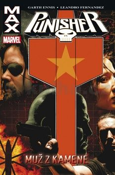 Garth Ennis, Leandro Fernandez: Punisher MAX 7 - Muž z kamene cena od 275 Kč