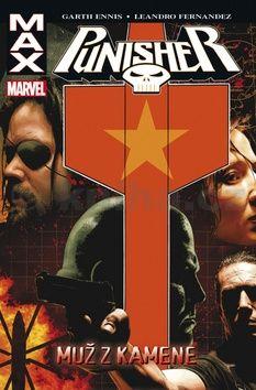 Garth Ennis: Punisher MAX: Muž z kamene cena od 267 Kč