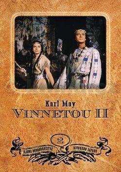 Karl May: Vinnetou 2 + DVD cena od 127 Kč