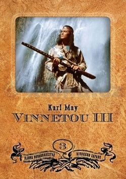 Karl May: Vinnetou 3 + DVD cena od 76 Kč