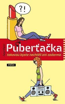 Anja Majer: Puberťačka cena od 75 Kč
