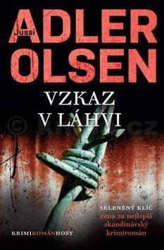Jussi Adler-Olsen: Vzkaz v láhvi - brož. cena od 149 Kč