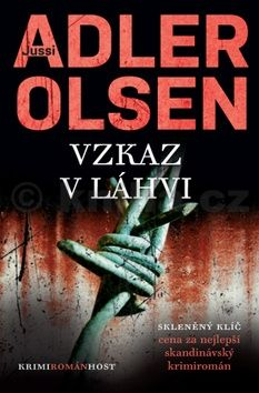 Jussi Adler-Olsen: Vzkaz v láhvi cena od 155 Kč