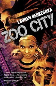 Lauren Beukes: Zoo City cena od 180 Kč