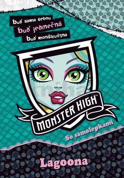 Monster High Lagoona cena od 73 Kč