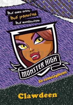 XXL obrazek Monster High Clawdeen