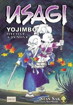 Stan Sakai: Usagi Yojimbo 19: Otcové a synové cena od 152 Kč