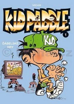 Midam: Kid Paddle 1 - Ďábelské hry cena od 100 Kč