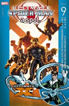 Bendis Brian Michael: Ultimate Spider-Man a spol. 9 cena od 134 Kč