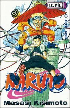 Kišimota Masaši: Naruto 12 - Velký vzlet cena od 128 Kč