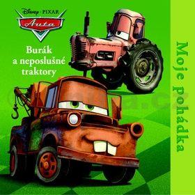 Moje pohádka Burák a neposlušné traktory cena od 59 Kč