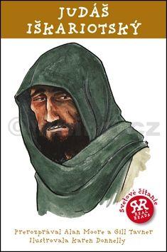 Alan Moore, Gill Tavnerová: Judáš Iškariotský cena od 117 Kč
