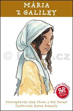 Alan Moore, Gill Tavnerová: Mária z Galiley cena od 116 Kč