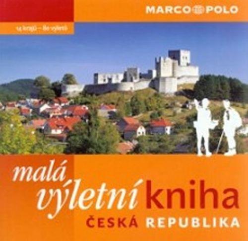 Malá výletní kniha ČR cena od 195 Kč
