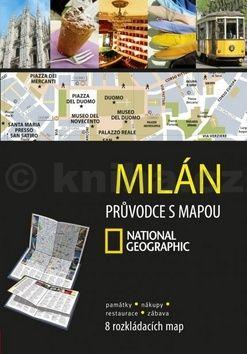 Milán - Průvodce s mapou National Geographic cena od 214 Kč