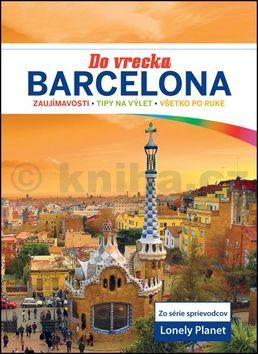 Damien Simonis: Barcelona do vrecka - Lonely planet cena od 193 Kč