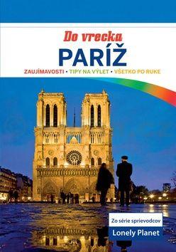 Catherine Le Nevez: Paríž do vrecka cena od 172 Kč