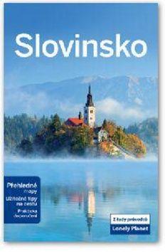 Slovinsko - Lonely Planet cena od 264 Kč
