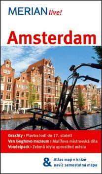 Dirk ter Brügge: Merian 4 - Amsterdam cena od 123 Kč