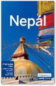 Nepál - Lonely Planet cena od 392 Kč