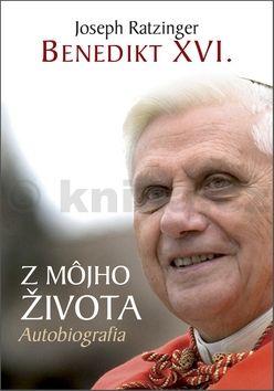 Joseph Ratzinger: Z môjho života cena od 147 Kč