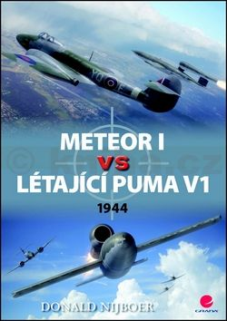 Donald Nijboer: Meteor I vs létající puma V1 cena od 83 Kč