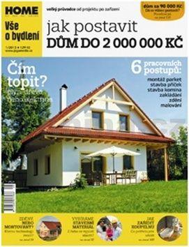 Jak postavit dům do 2 000 000 Kč cena od 90 Kč