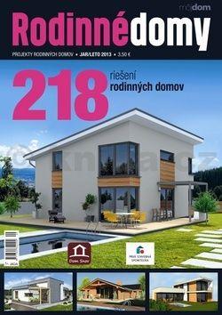 Rodinné domy Jar/leto 2013 cena od 75 Kč