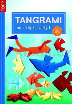 Tangrami pre malých i veżkých cena od 80 Kč
