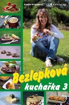 Kamila Krajčíková: Bezlepková kuchařka 3 cena od 108 Kč