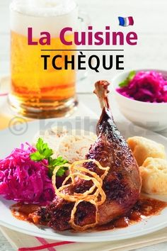 Lea Filipová: La Cuisine Tchéque - Česká kuchyně (francouzsky) cena od 74 Kč