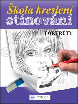 Škola kreslení, stínování - portréty cena od 59 Kč