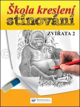 Škola kreslení, stínování - zvířata 2 cena od 56 Kč