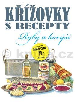 Šimice Ilona: Křížovky s recepty – Ryby a korýši cena od 0 Kč