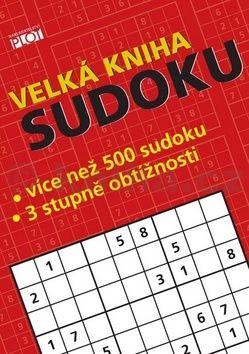 Petr Sýkora: Velká kniha sudoku cena od 61 Kč