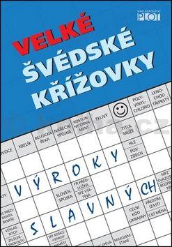 Velké švédské křížovky cena od 85 Kč