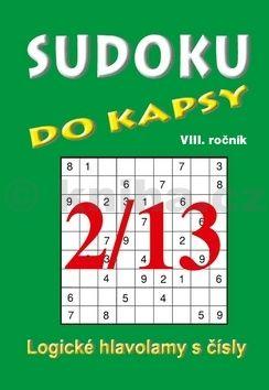 Sudoku do kapsy 2/13 cena od 0 Kč