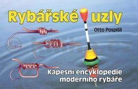 Otto Pospíšil: Rybářské uzly cena od 65 Kč