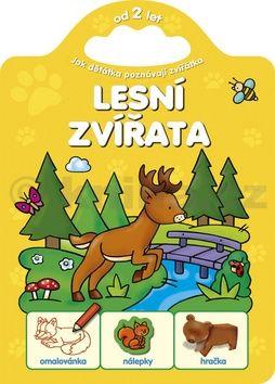 Lesní zvířata cena od 31 Kč