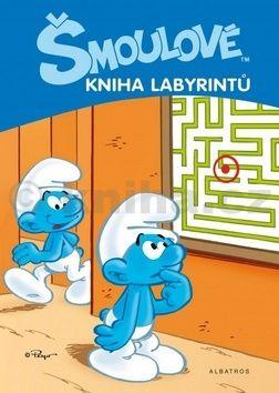 Peyo: Kniha labyrintů cena od 79 Kč