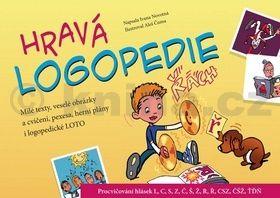 Iveta Novotná: Hravá logopedie cena od 75 Kč
