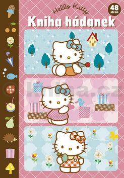 Červená Jana: Hello Kitty - Kniha hádanek cena od 61 Kč
