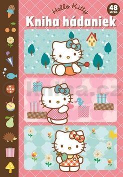Hello Kitty Kniha hádaniek cena od 105 Kč