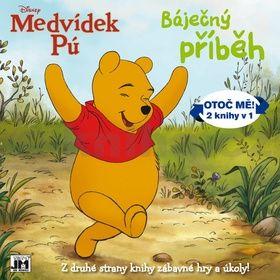 Báječný příběh Medvídek Pú cena od 59 Kč
