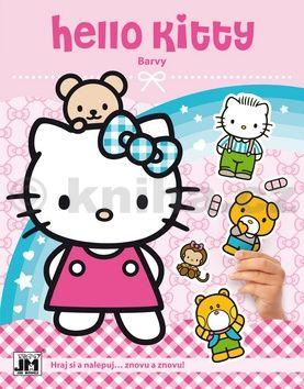 Hello Kitty Barvy cena od 35 Kč
