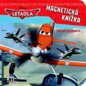Kolektiv autorů: Letadla Magnetická knížka cena od 0 Kč