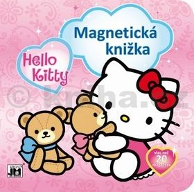 Magnetická knižka Hello Kitty cena od 150 Kč