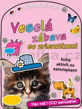 Veselá zábava so zvieratkami Odnes si ma! cena od 109 Kč
