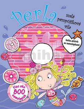 Perla, malá pampúšiková víla cena od 113 Kč